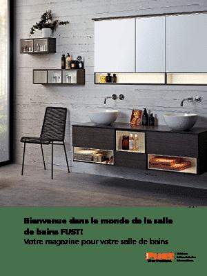 Catalogue De Salles De Bains Le Magazine De Salles De Bains Fust